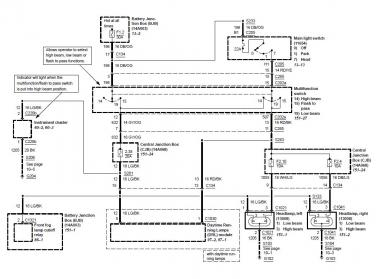 Cobra Headlights Wiring Diagram X