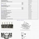 Engine Torque Specs
