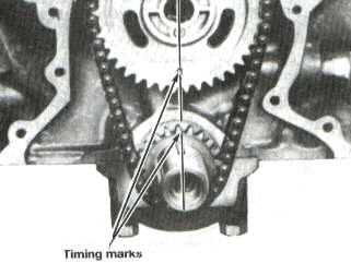 87-95 Timing Cam to Crank Alignment