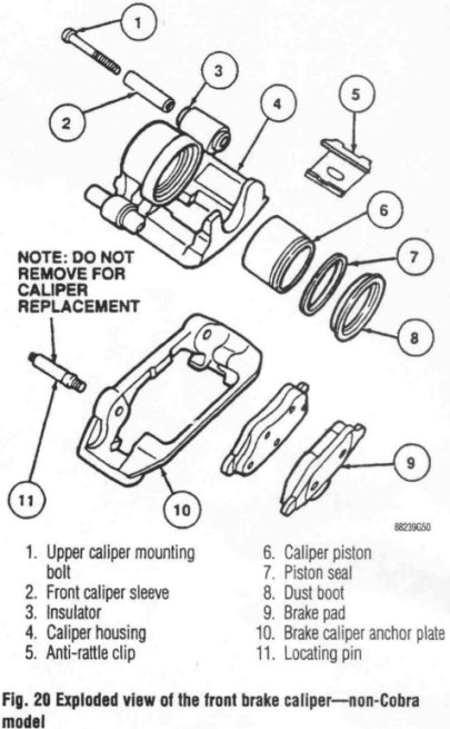 98 ford mustang fuse box diagram