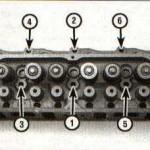 87 - 95 Mustang Head Torque Sequence