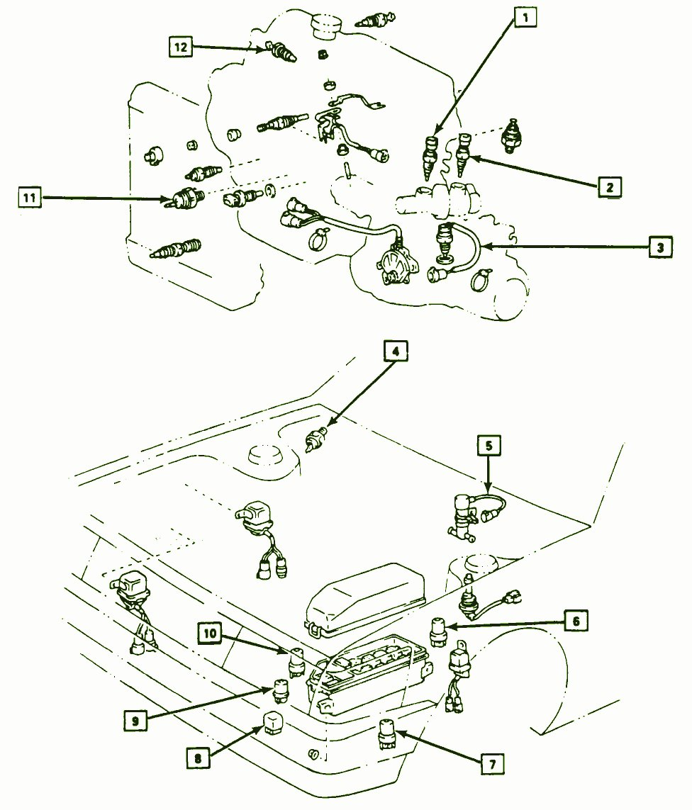 1994 Chevy S10 Blazer Fuse Box Diagram Wiring Library 94 1987 Chevrolet Nova Mini Diagrams U2022